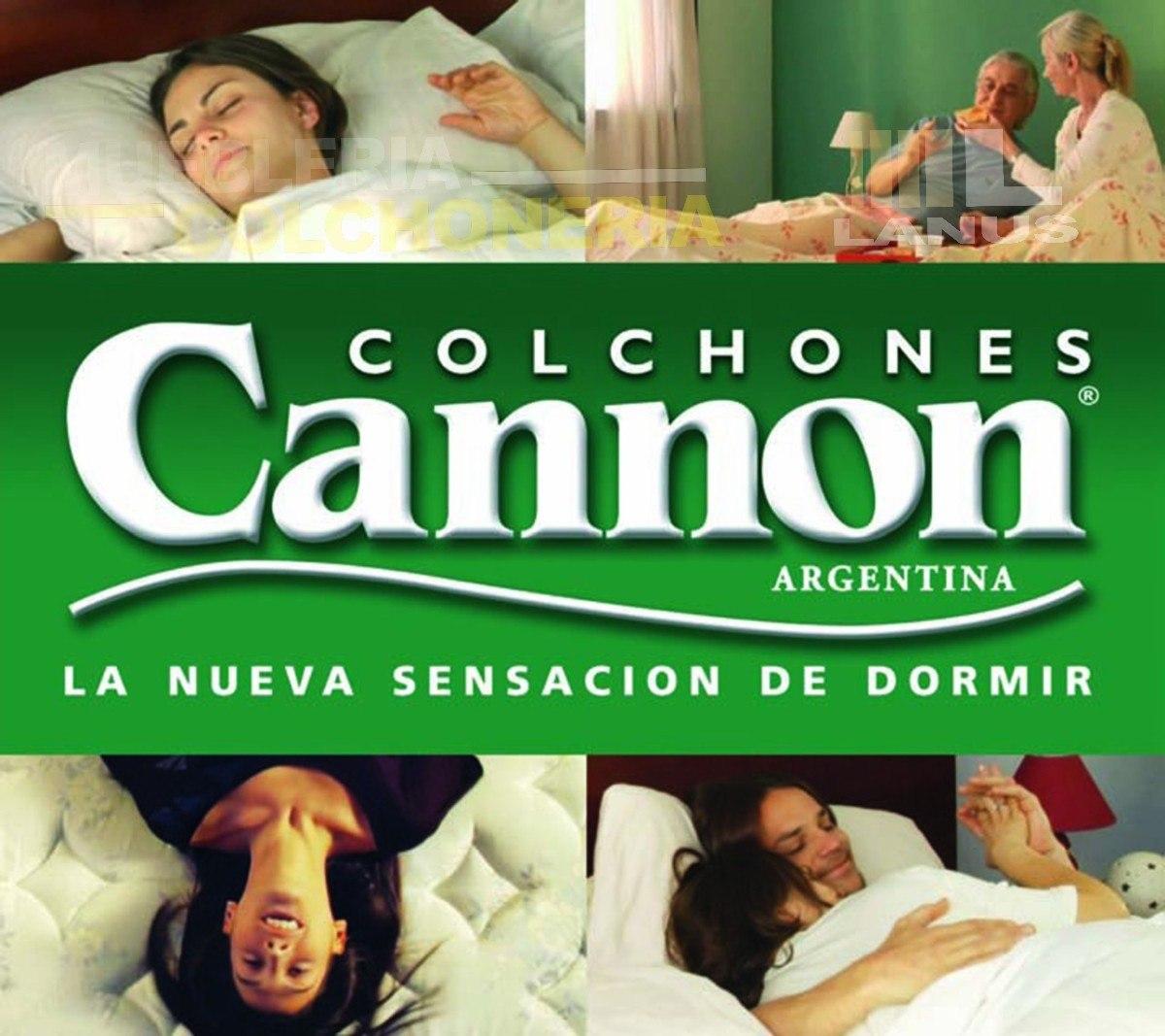5c9e64b670d Colchón Cannon Renovation - Colchones de Espuma - Marcelo Boggio