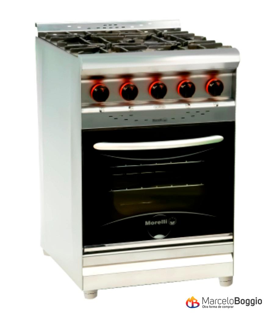Cocina morelli chef 550 puerta de vidrio cocinas - Cocinas murelli ...