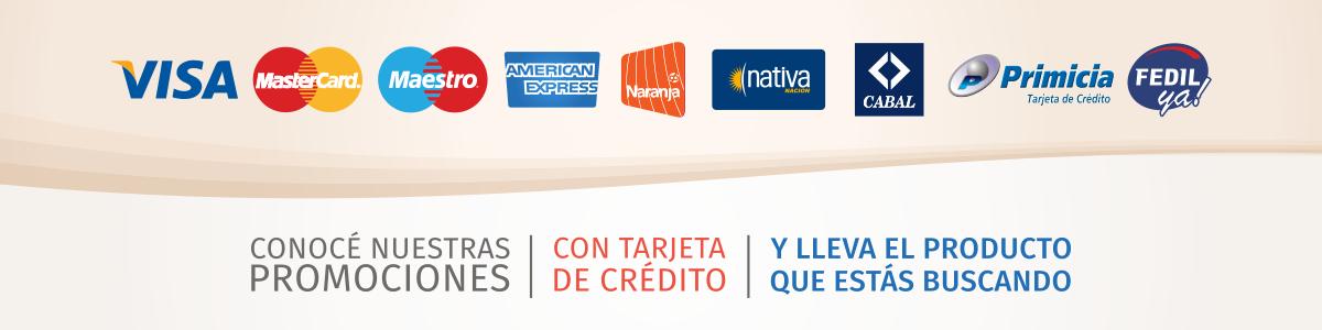 Marcelo Boggio - Promociones con Tarjetas de Crédito